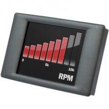 Lascar Electronics Sgd24-M Strumento Di Misura Da Incasso Con Touch Screen Grafico 0 - 40 V/Dc Dim. Installazione 74 X