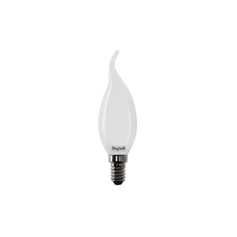 Beghelli Colpo di Vento Opale Zafiro LED 4W E27 2700K