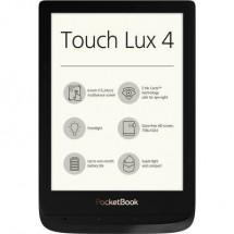 Lettore Di Ebook 15.2 Cm (6.0 Pollici) Pocketbook Touch Lux 4 Nero