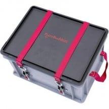 Contenitore Portabatterie Genius Brandschutz Lionguard Xs-Box 2 Basic (L X L X A) 400 X 300 X 285 Mm