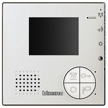 Bticino 344502 - Videocitofono 2 Fili Colori