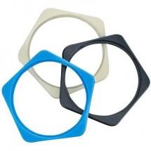 Protezione Rotolamento Blu, Bianco, Nero Adatto Per: 1521688, 1521689 Walther Pl70 & Pl80