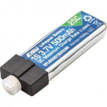 Blade Batteria Ricaricabile Lipo 3.7 V 500 Mah Numero Di Celle: 1 25 C Stick Minio