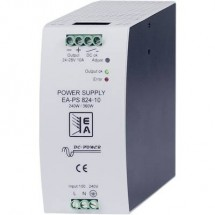 Ea Elektro-Automatik Ea-Ps 824-10Sm Alimentatore Per Guida Din 24 V/Dc
