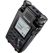 Registratore Audio Portatile Tascam Dr-100Mk3 Nero