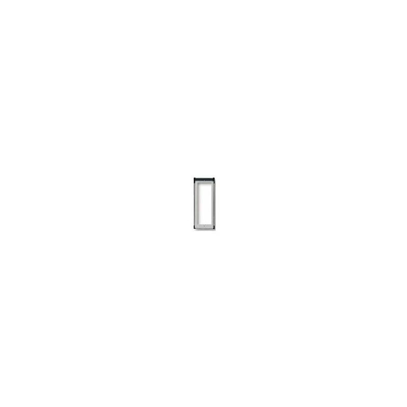 ELVOX 9212 - Cornice parapioggia per 2 moduli, grigio luce RAL 7035