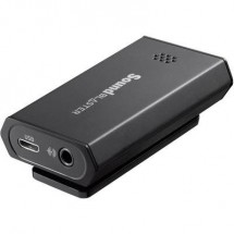 Amplificatore Per Cuffie Sound Blaster E1 Nero