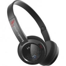 Sound Blaster Jam Bluetooth Cuffia Cuffia On Ear Headset Con Microfono, Nfc Nero