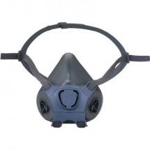 Respiratore A Semimaschera Senza Filtro Taglia Dim.: M Moldex Easylock - M 700201