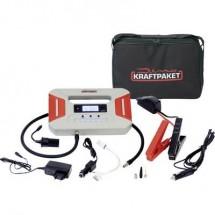 Sistema Di Accensione Rapido Dino Kraftpaket Starthilfeger抖 12V 600A Mit Kompressor Power Bank Led-Lampe 136107
