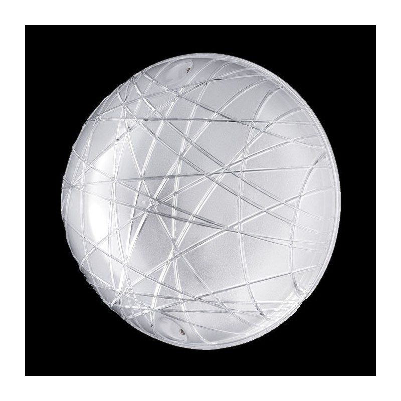 Plafoniera da Parete Lombardo Nido 15W E27 CFL