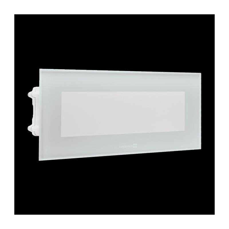 Plafoniera LED da Parete Lombardo Next 6,5W 4000K 720lm