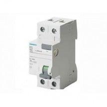 Interruttore Differenziale modulare Siemens Puro 2P 40A Tipo A 5SV33146