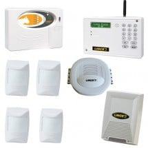 Kit Centrale Lince 5 Zone e Combinatore Telefonico GSM Universale