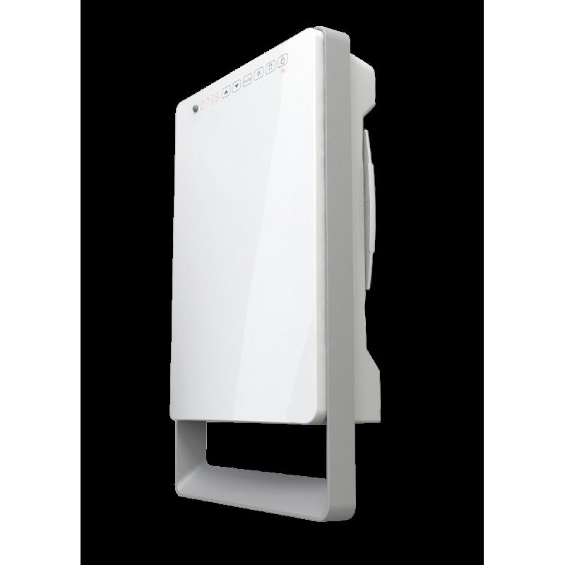 Termoventilatore Bagno digitale TOUCH (versione Grigio) - Radialight 05fb9a0e997