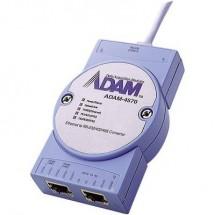 Convertitore di interfaccia RS-232, RS-422, RS-485 Advantech ADAM-4570-BE Num. uscite: 2 x 12 V/DC, 24 V/DC