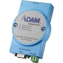 Convertitore di interfaccia RS-232, RS-422, RS-485 Advantech ADAM-4571-CE Num. uscite: 1 x 12 V/DC, 24 V/DC