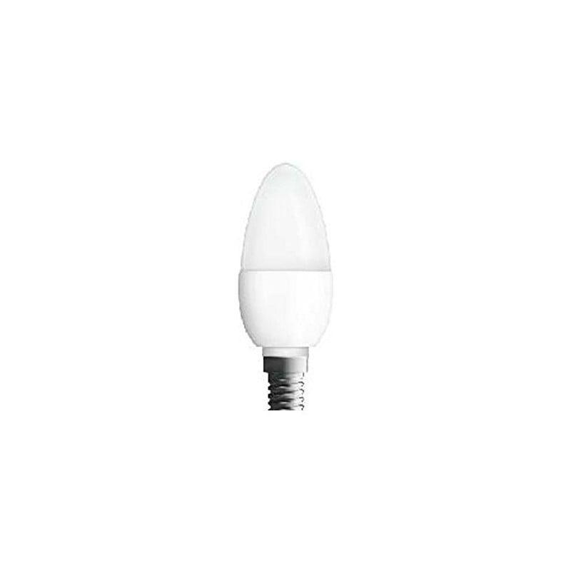 Lampada ledvance led oliva e14 5 7w 2700k luce calda for Lampadine faretti led luce calda