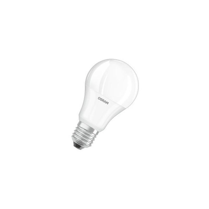 Osram paca60827sg7 lampada led e27 9 5w 2700 gradik for Lampade e27 a led