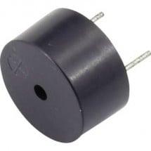 Conrad Components Cicalino in miniatura Pressione acustica: 85 dB Tensione: 12 V tono continuo 1 pz.