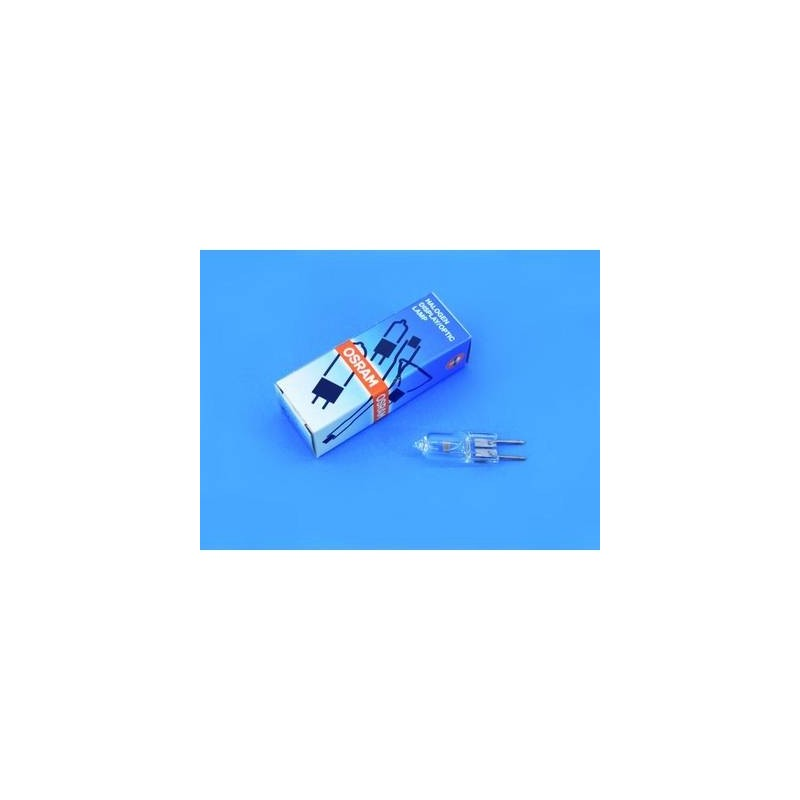 Lampadina alogena per effetti OSRAM 64623HLX 12 V GY6.35 100 W Bianco