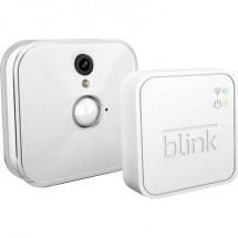 Kit videosorveglianza IP WLAN 10 canali con 1 camera 1280 x 720 Pixel Blink Sync + HD