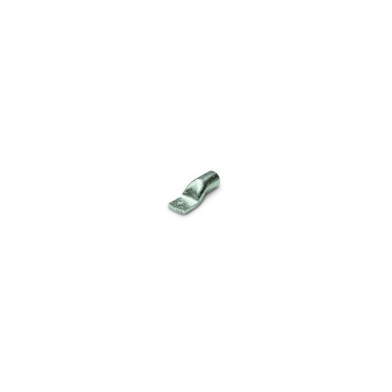 bm 01849 capicorda terminale nudo da tubo 50 mmq foro 12 mm