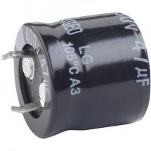 Condensatore elettrolitico Thomsen 10 mm 10000 µF 50 V/DC 20 % (Ø x A) 35 mm x 40 mm 1 pz. Snap-In