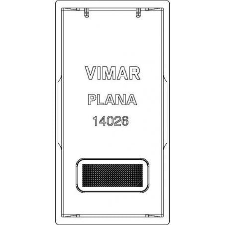 Diffusori Vimar Plana 14026