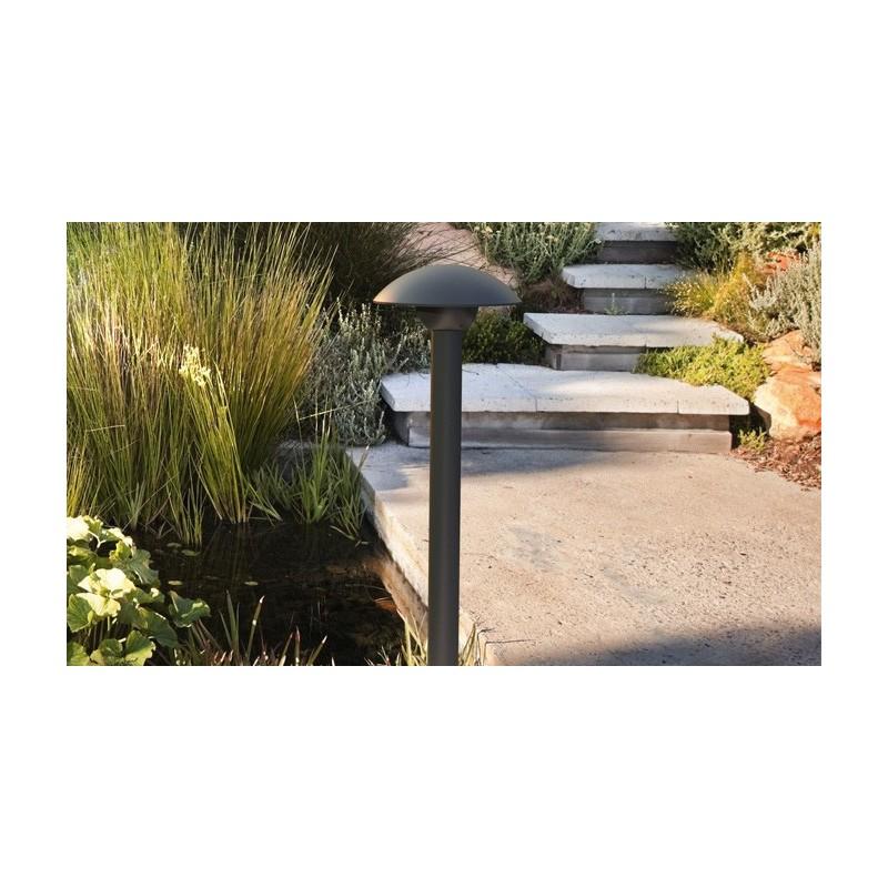 Disano 99190300 palo da giardino esterno d60 1 metro lampada non inclusa - Lampade da esterno disano ...