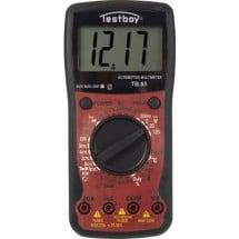 Testboy TB 65 Multimetro portatile digitale Display (Counts): 1999