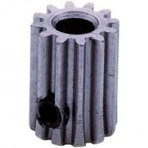 Pignone motore Reely Tipo di modulo: 0.5 Ø foro: 5 mm Numero di denti: 15