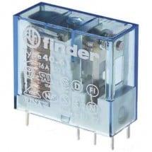Finder 40.61.9.110.0000 Relè per PCB 110 V/DC 16 A 1 scambio 1 pz.