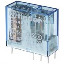 Finder 40.52.9.012.0000 Relè per PCB 12 V/DC 8 A 2 scambi 1 pz.