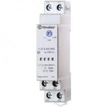 Finder Interruttore crepuscolare 1 pz. 11.31.8.230.0000 Tensione di funzionamento:230 V/AC Sensibilità alla luce: 1 -