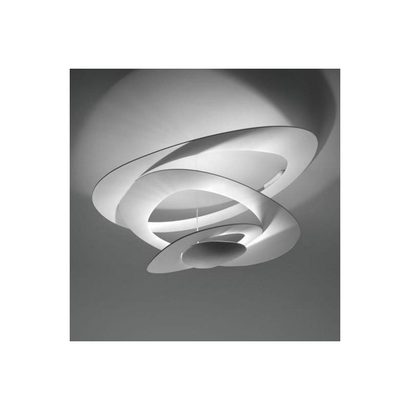 Lampadario Da Soffitto Led Bianco 45W Luce Calda 3000K Artemide Pirce