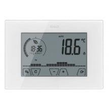 Cronotermostato vimar migliori prezzi catalogo termostati for Termostato touchscreen gsm vimar 02906