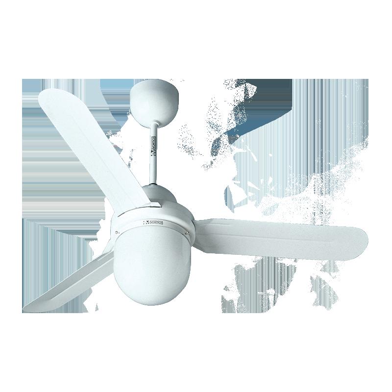 Ventilatore da soffitto a pale con lampadario nordik 1s l - Ventilatore da soffitto design ...