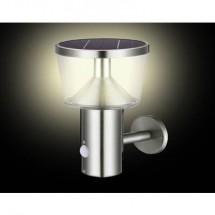 LED lampada esterno plafoniera lampada parete Ø 22cm ip44 con rilevatore di movimento