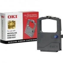Nastro colorato OKI 01126301 Originale ML5520 ML5521 ML5590 ML5591 Adatto per marchi di stampanti: OKI Nero 1 pz.
