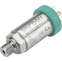 Gefran Sensore di pressione 1 pz. TK-N-1-Z-B25D-M-V 0 bar fino a 250 bar M12, 4 poli (Ø x L) 26.5 mm x 84 mm