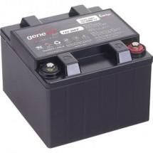 EnerSys Genesis 12EP26 G26EP 0765-2001 Batteria al piombo 12 V 26 Ah Piombo-AGM (L x A x P) 167 x 126 x 176 mm Vite M6