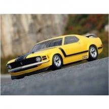 Carrozzeria Hpi Racing 17546 1:10 Ford Mustang Boss 1970 Non Verniciato, Non Tagliato