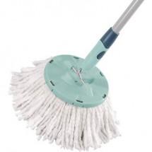 Testa di ricambio leifheit Clean Twist pavimenti, microfibra 52020