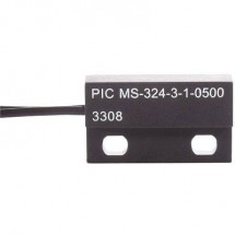 PIC MS-324-3 Contatto reed 1 NA 200 V/DC, 140 V/AC 1 A 10 W