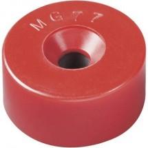 Elobau 300770 Magnete permanente Anello BaO Temperatura limite (max.): 250 °C