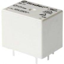 Finder 36.11.9.012.4011 Relè per PCB 12 V/DC 10 A 1 scambio 1 pz.