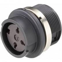 Amphenol T 3277 000 Connettore circolare Presa Serie: C091 Tot poli: 3 1 pz.