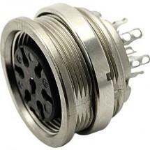 Amphenol T 3403 000 Connettore circolare Presa Serie: C091 Tot poli: 6 1 pz.
