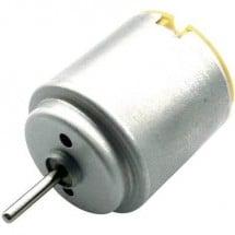 Motore elettrico per esperimenti didattici Reely R260 (Ø x L) 24 mm x 27 mm